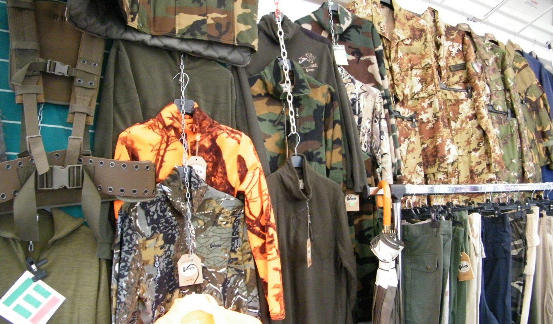 Geocroma – Abbigliamento Per Caccia E Pesca
