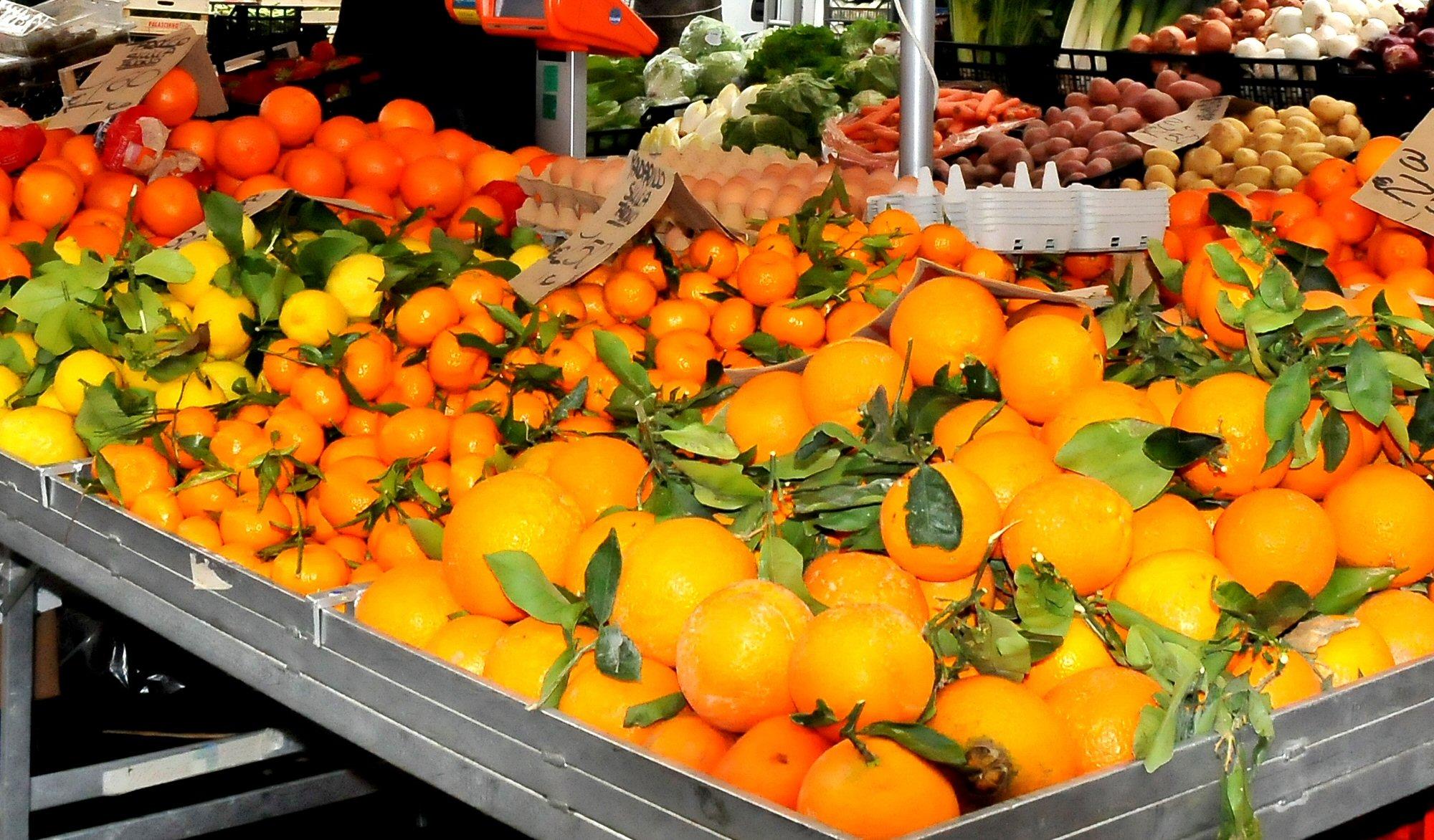 Mario Roscini – Frutta E Verdura