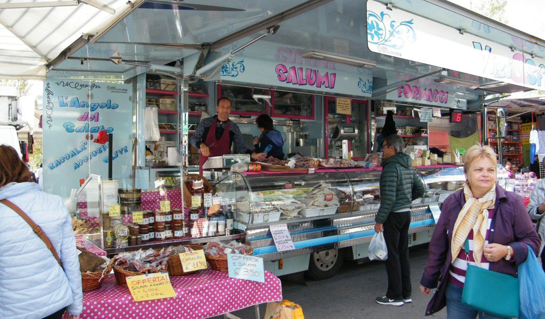 Vizi & Sfizi Snc Di Cucci & C, L'angolo Del Salato